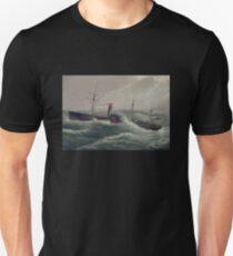 Steamship Pacific Unisex T-Shirt