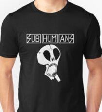 The Dead Punk Threat Unisex T-Shirt