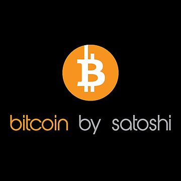 Bitcoin By Satoshi Orange Edition by MillSociety