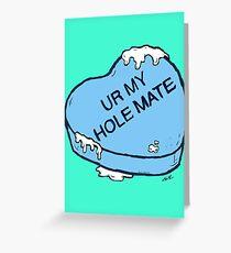 Soul Mate Greeting Card