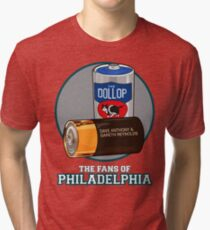 The Dollop: The Fans of Philadelphia Tri-blend T-Shirt