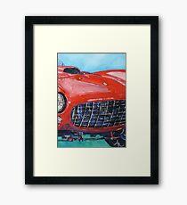 1953 Ferrari 375 Mille Miglia Sp Framed Print