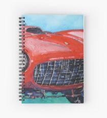 1953 Ferrari 375 Mille Miglia Sp Spiral Notebook