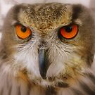 Evil eye by Kimberley Davitt