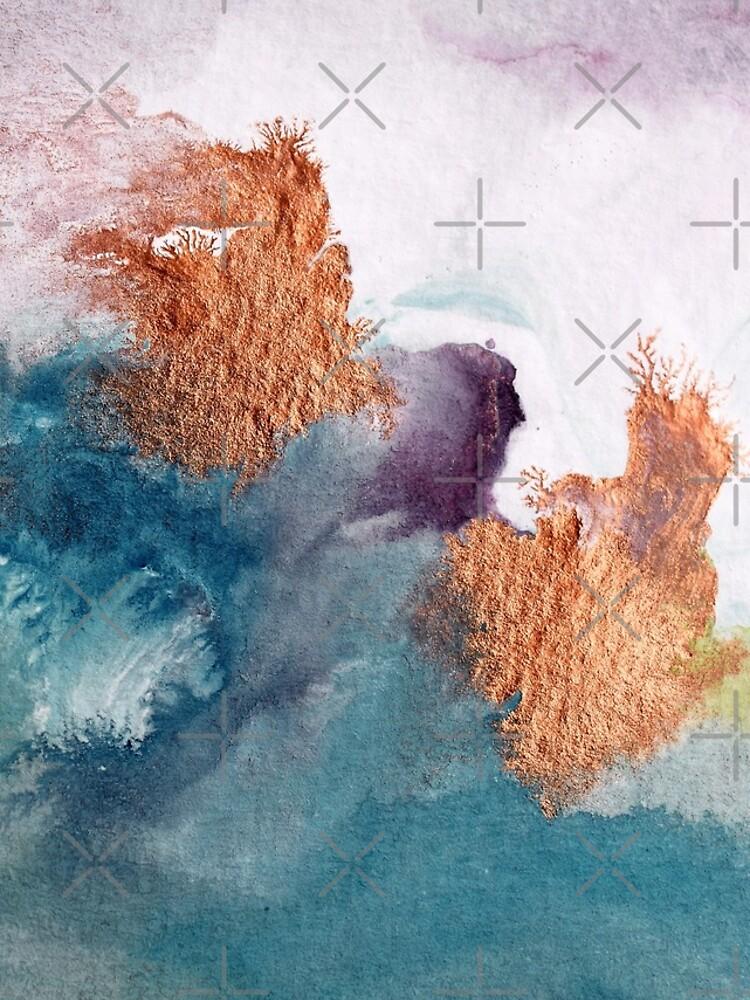 Abstrakte Geburt von PrintsProject