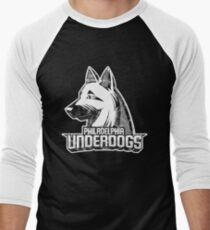Philadelphia underdogs Men's Baseball ¾ T-Shirt