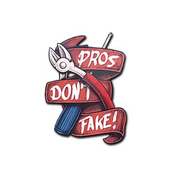 Pros Don't Fake by sleepy-