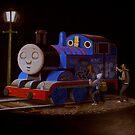 Banksy - Thomas by Kiwikiwi