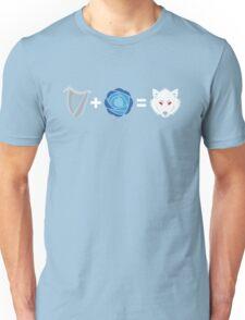 R+L=J Unisex T-Shirt
