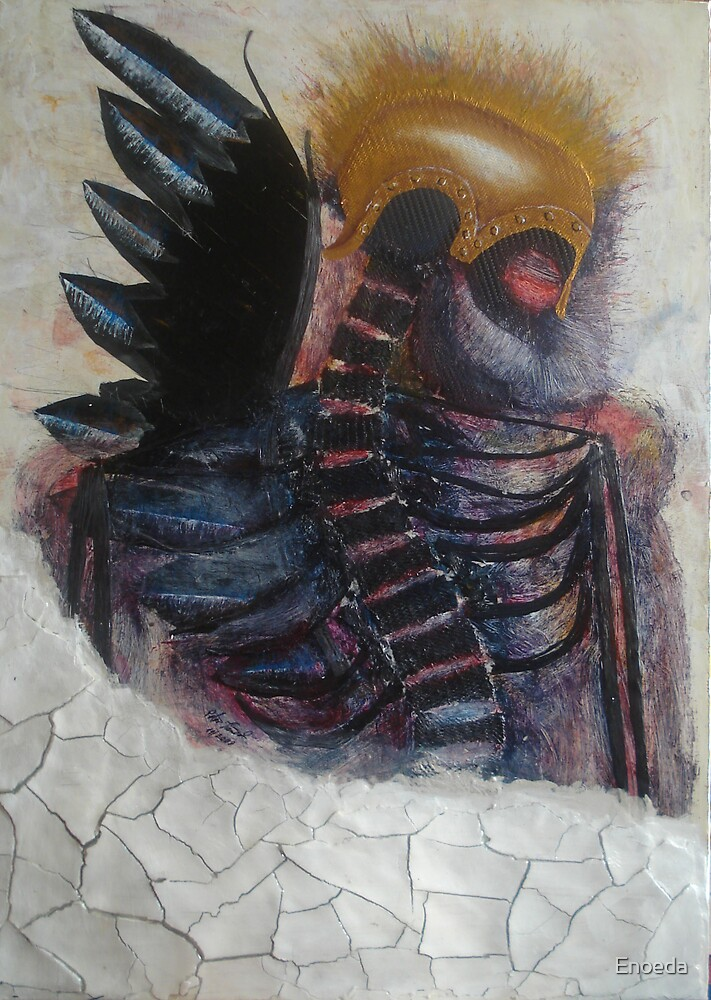 Fossil of an Angel by Enoeda
