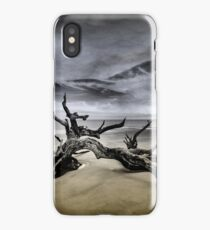 Desolate Beach iPhone Case