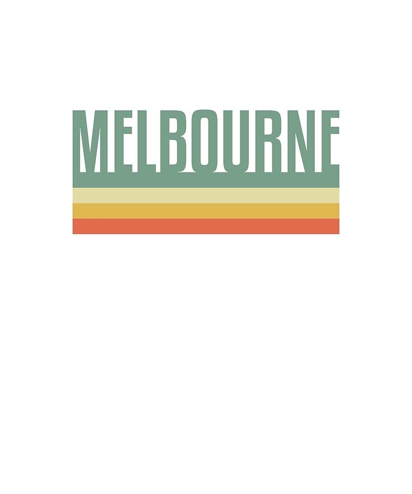 Melbourne gift for Australians by Flo991990