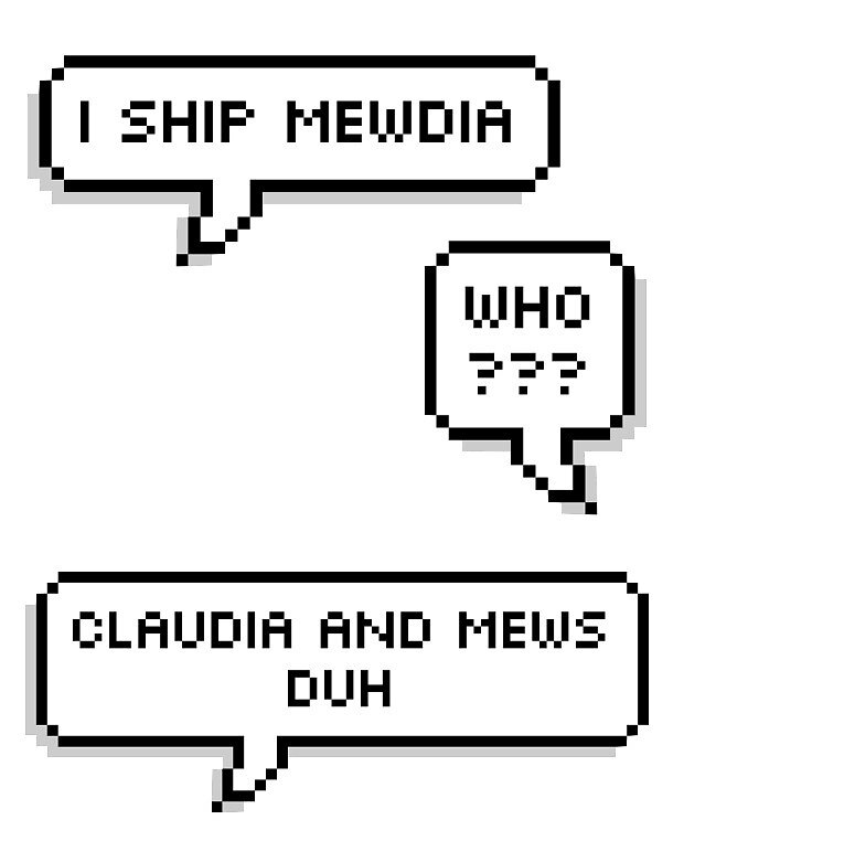 claudia + mews by 0110kittyperson