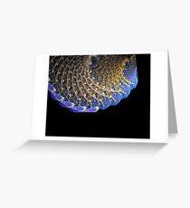Neptune - sea & ocean god Greeting Card