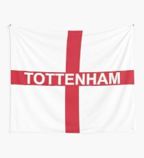 Tottenham Supporters Banner Wall Tapestry
