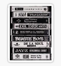 Hip Hop Tapes Sticker