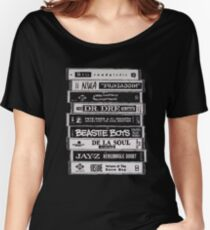 Hip Hop Tapes Women's Relaxed Fit T-Shirt
