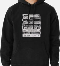 Hip Hop Tapes Pullover Hoodie