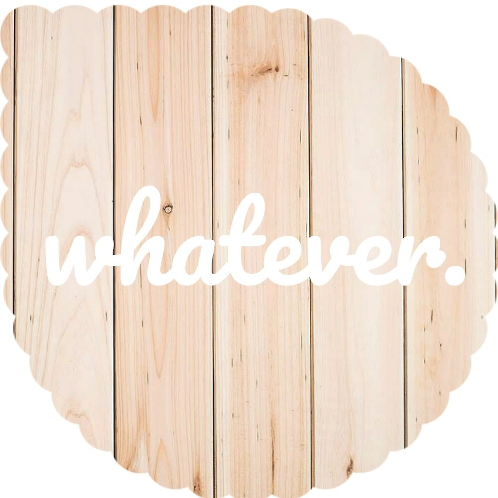 Whatever by Brittanykoncler