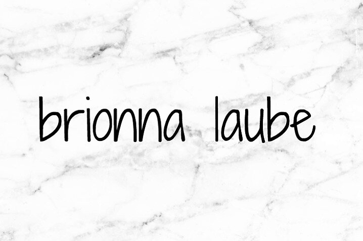 Brionna Laube phone case by brionnalaube
