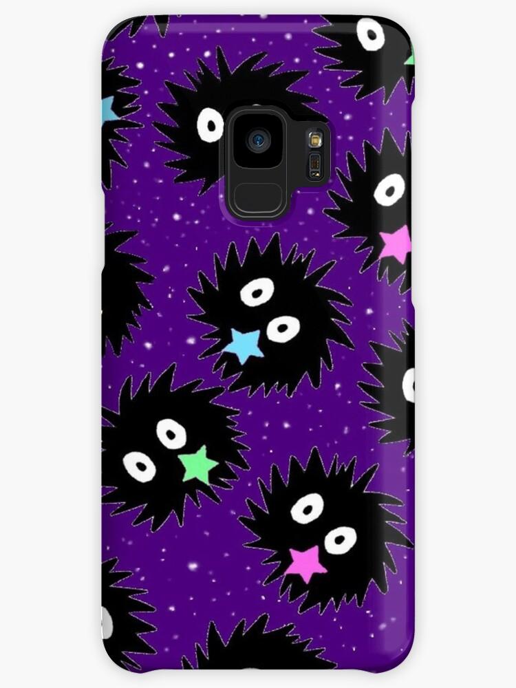 sootsprite phone case by Kristen Hallas