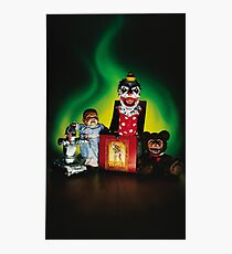 Demonic Toys Photographic Print