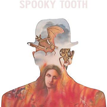 The Ten Spooky by JaredMasnyk