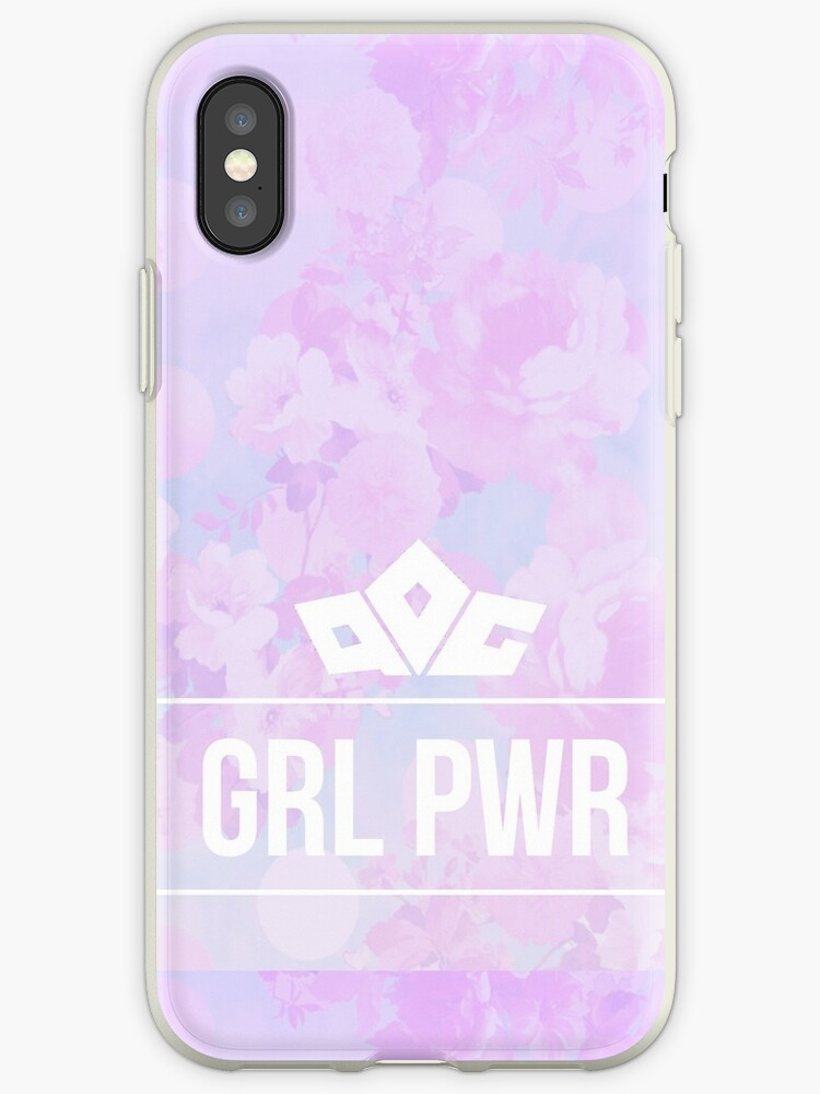 GRL PWR Case by QueensofGaming