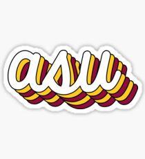 ASU Chill Sticker