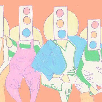 Mixed Signals by lmtweet