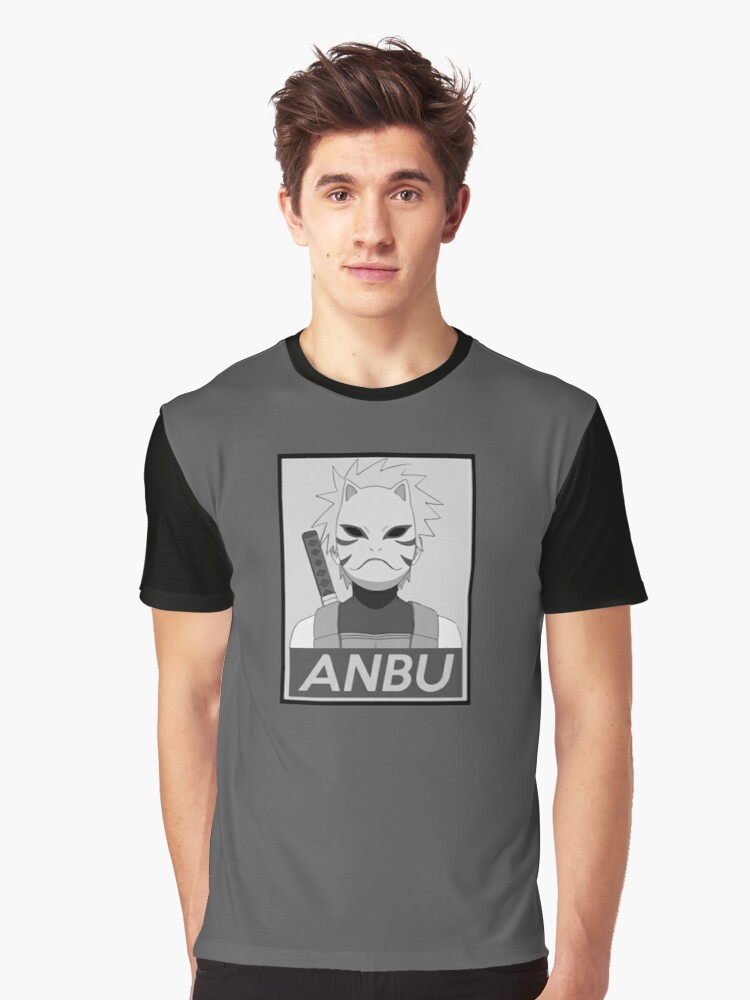 ANBU Graphic T-Shirt Front