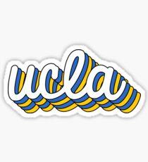 UCLA Chill Sticker