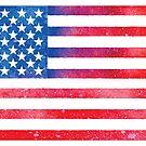 American Flag by BluAnchor