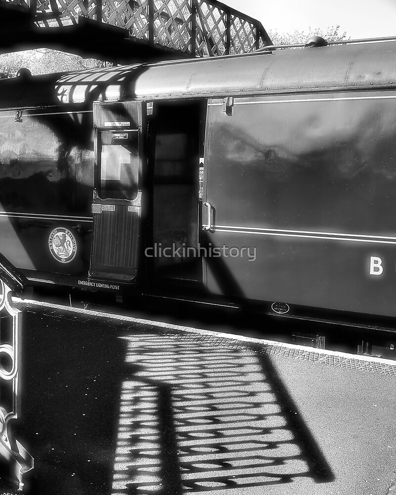 All aboard by clickinhistory