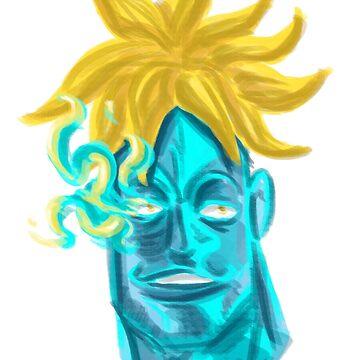 Marco One Piece by retinascrew