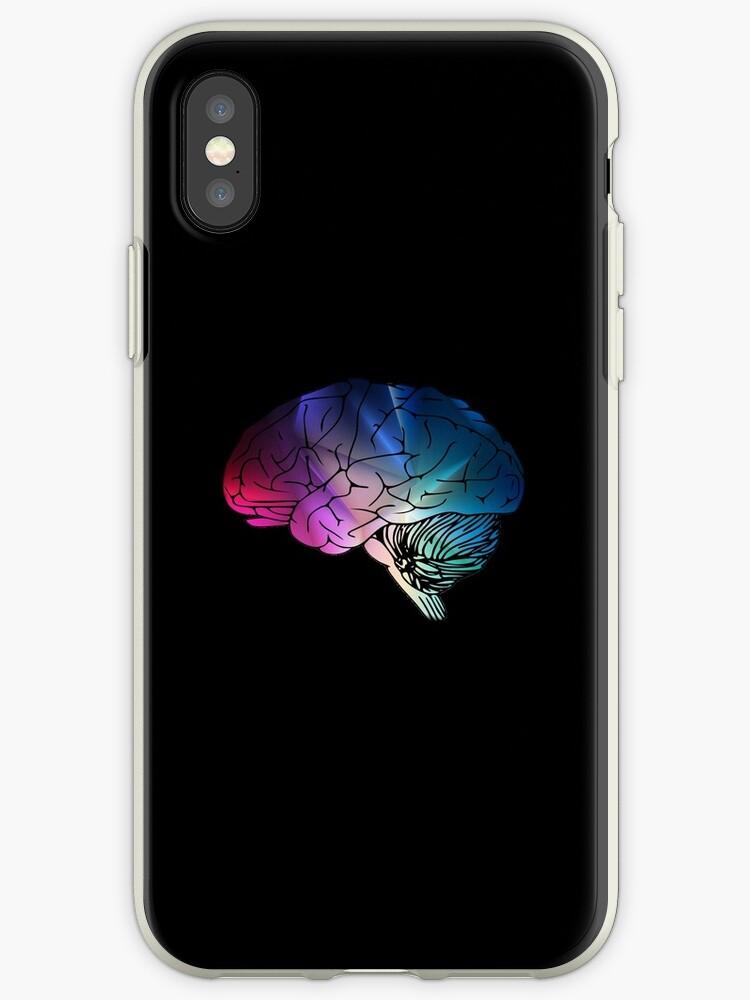 Colorful Brain by xandernanobot