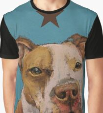 American Pit Bull Graphic T-Shirt