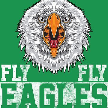 Fly Eagles Fly Fury by Fabshop