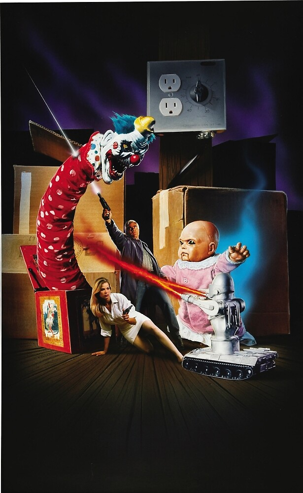 Dollman vs. Demonic Toys by MrTartBottom