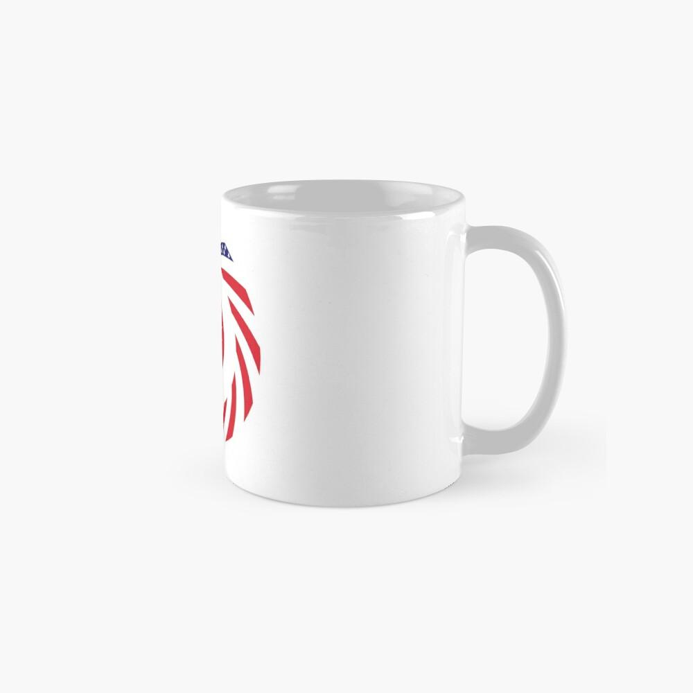 Japanese American Multinational Patriot Flag Series Mug