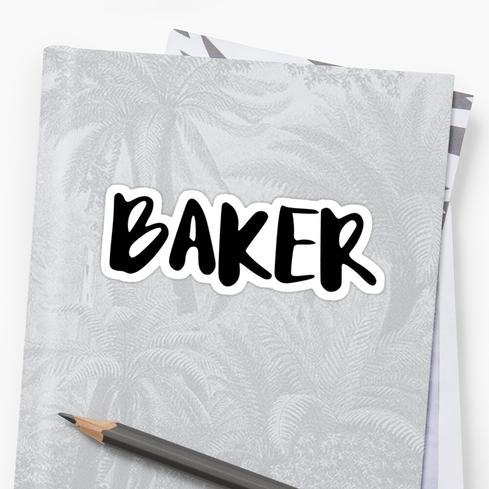 Baker by FTML
