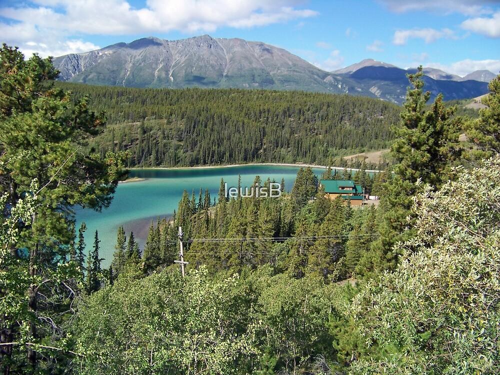 Emerald Lake  by lewisB