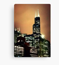 Glow:  A Simple View Canvas Print
