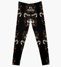 Vintage 40th Birthday  - Antique Made In 1978  Leggings