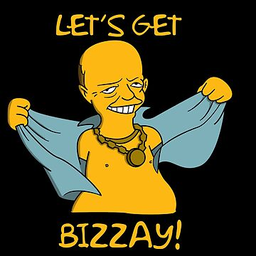 Let's Get Bizzay!  by rockbottomau