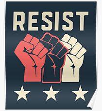 Resist Radical SCOTUS Agendas Poster