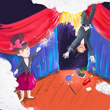 magic by inudoggy