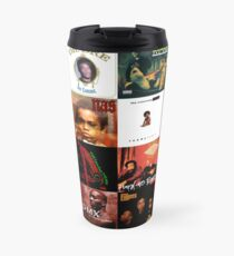 90's Hip Hop Travel Mug