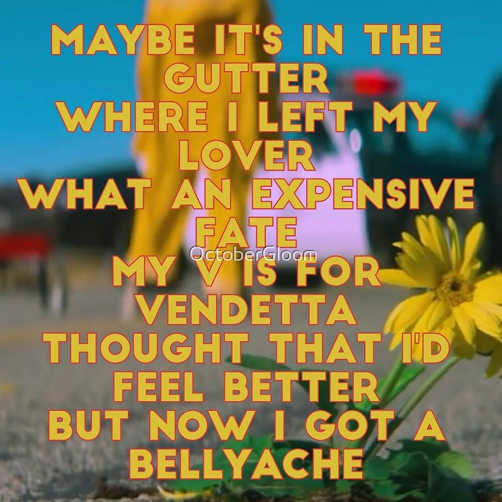 Bellyache by OctoberGloom