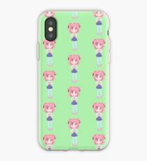Natsuki iPhone Case